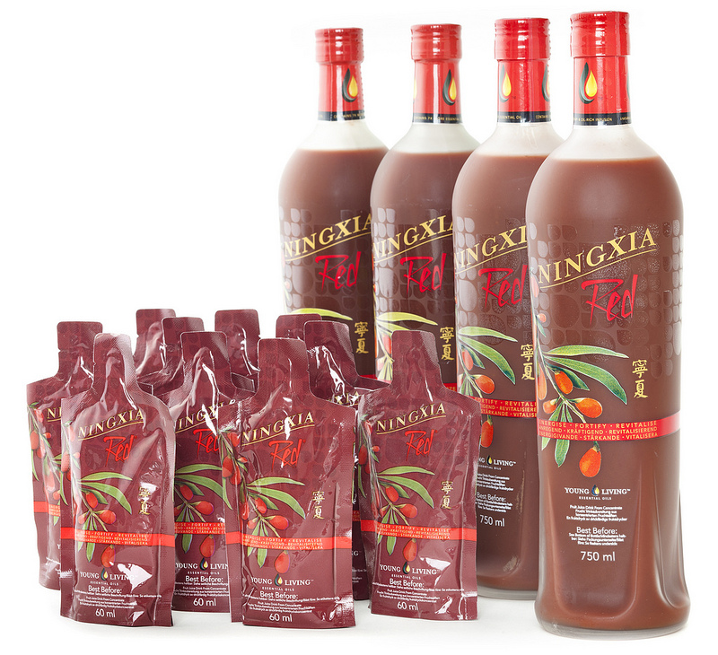 Ningxia Red 2 x 750 ml - Aroma of Wellness