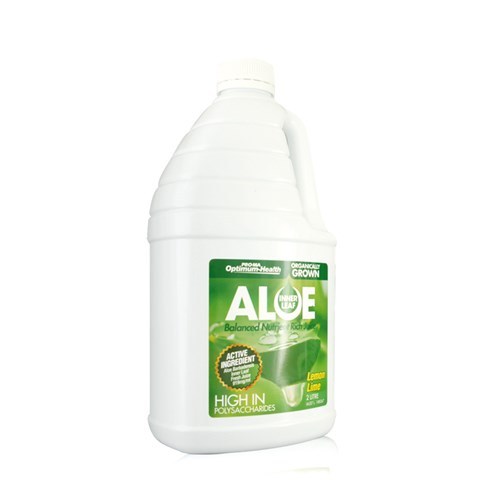 Pro-Ma - Aloe Juice (Lemon & Lime) - Aroma of Wellness