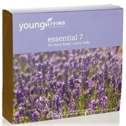Essential 7 Oil Collection - Aroma of Wellness