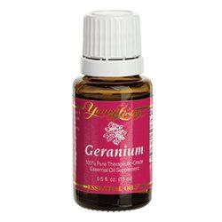 Geranium essential oil - Aroma of Wellness
