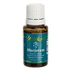 Marjoram essential oil - Aroma of Wellness