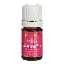 Motivation essential oil - Aroma of Wellness