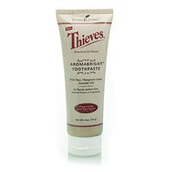 Thieves Aroma Bright Toothpaste - Aroma of Wellness